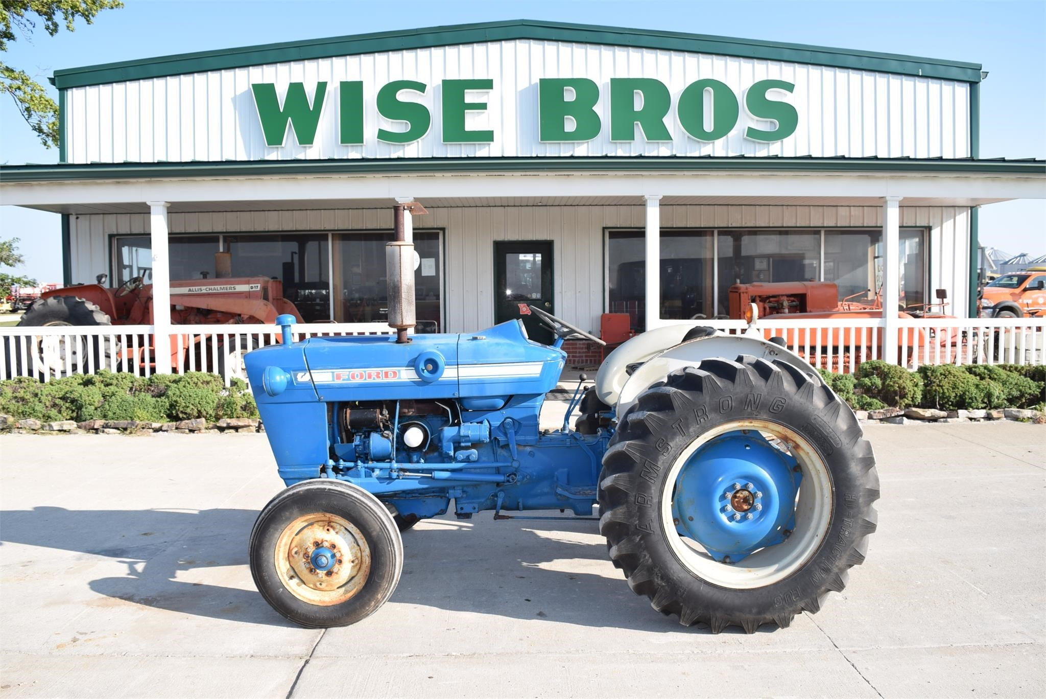 ford tractor serial numbers and model identification. 1969 Ford 3000 Tractor Kingdom City Missouri 5 750 Machinery Pete