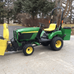 John Deere 210 Lawn Tractor Wiring Diagram 2003 Chevy Cavalier Parts 2210 Tractors For Sale Machinery Pete Under 40 Hp