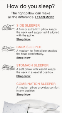 Pillows: Down and Down Alternative Bed Pillows - Macy's