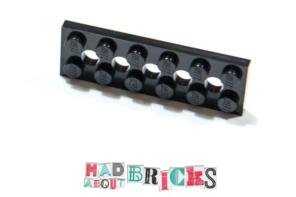 LEGO Parts-2 X 6 Plate with Holes