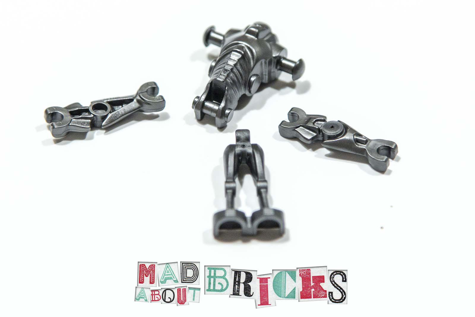 Lego Star Wars Super Battle Droid Minifig Minifigure
