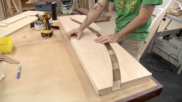 How to Bend Wood and Plywood at Home Laminations