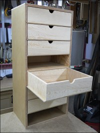 How to: Build a Custom Rolling Tool Cabinet | Man Made DIY ...