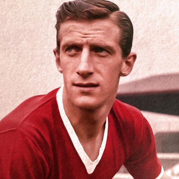 Dennis Viollet   Man Utd Legends Profile   Manchester United
