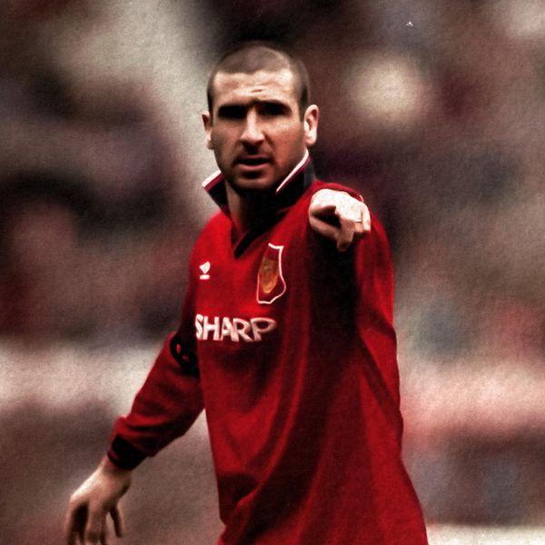 Eric Cantona   Man Utd Legends Profile   Manchester United