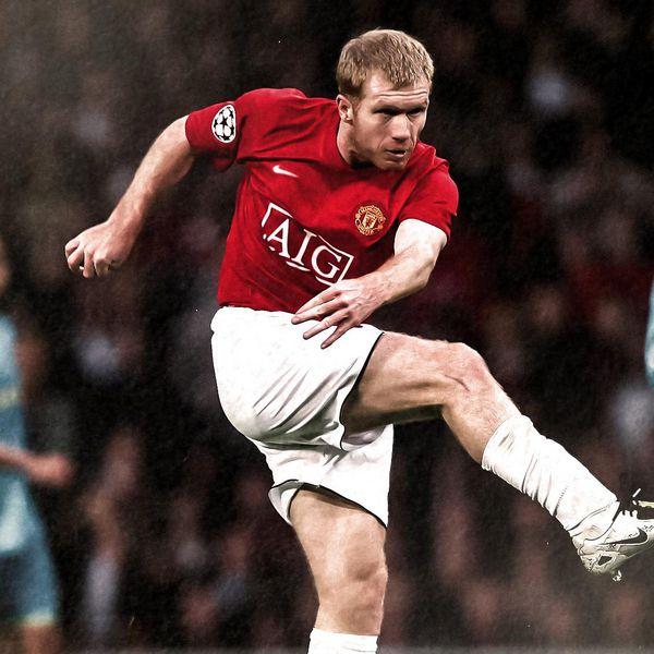 Paul Scholes | Man Utd Legends Profile | Manchester United