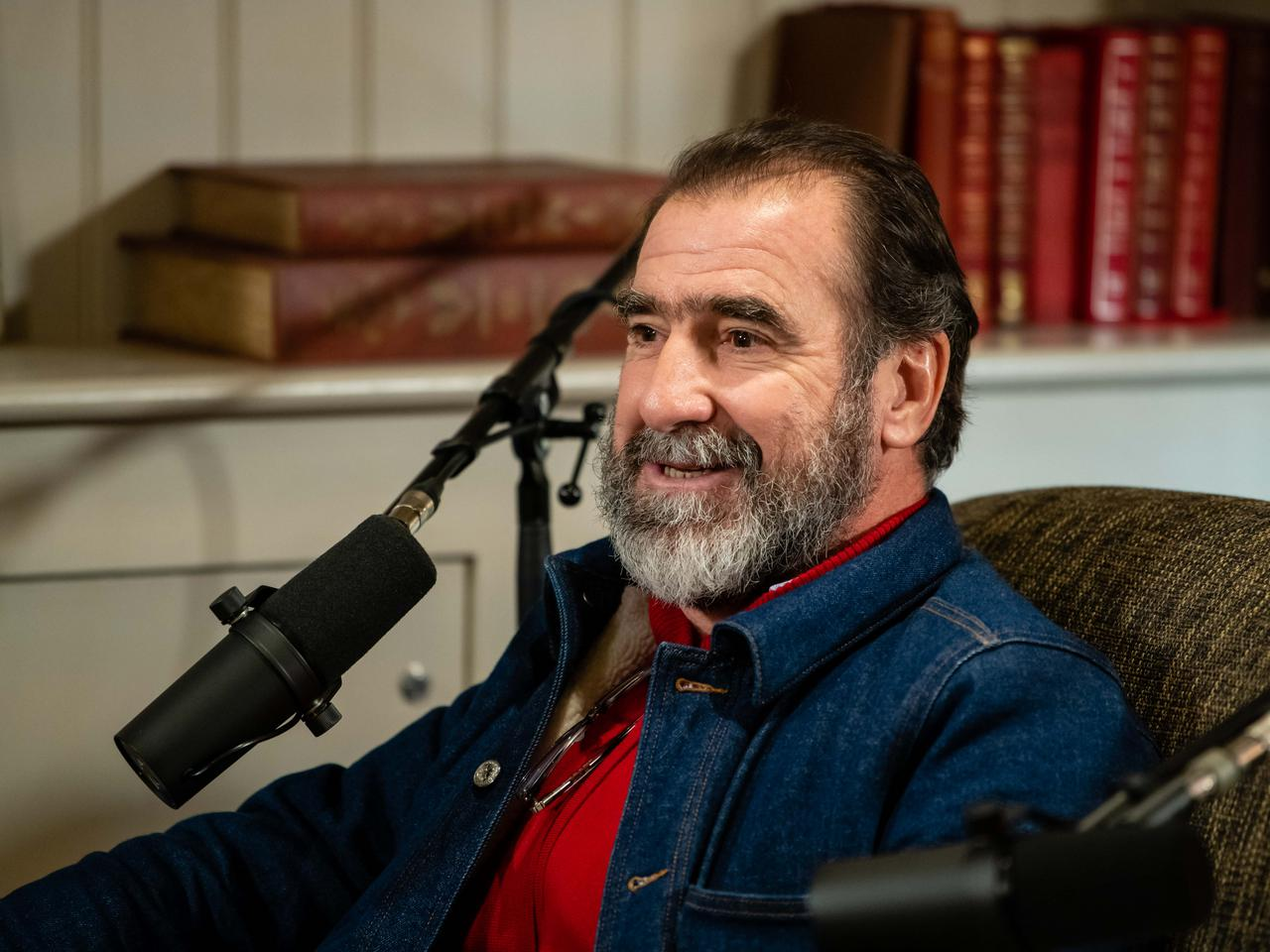 As always, cantona wants this to be left to interpretation. Utd Podcast 5 Things We Learned From Eric Cantona Manchester United