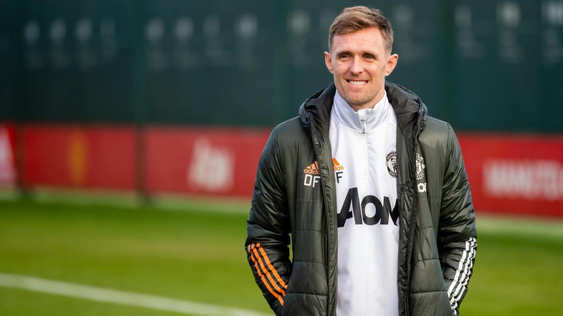 Darren Fletcher joins Man Utd first team coaching staff 4 Jan 2021 |  Manchester United
