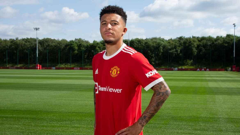 Qué número usará Sancho en Manchester United? | Web oficial del Manchester  United