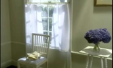 Video How To Install Tab Top Curtains Martha Stewart