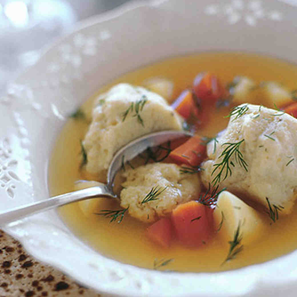 Chicken Soup With Matzo Balls Barefoot Contessa