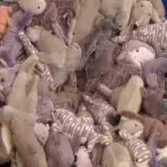 Stuffed Animal Chair Chesterfield Club Dimensions Video How To Make A Martha Stewart