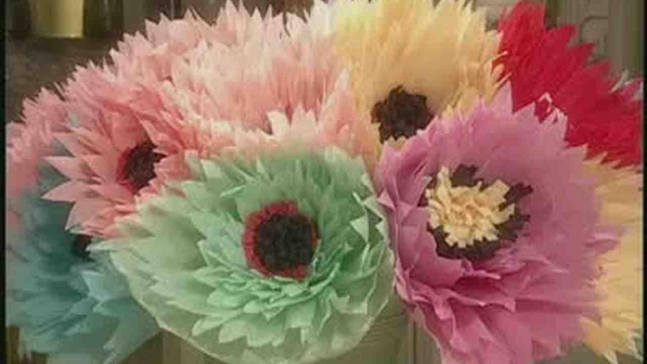 Martha Stewart Paper Flower Template Pdf Gardening Flower And