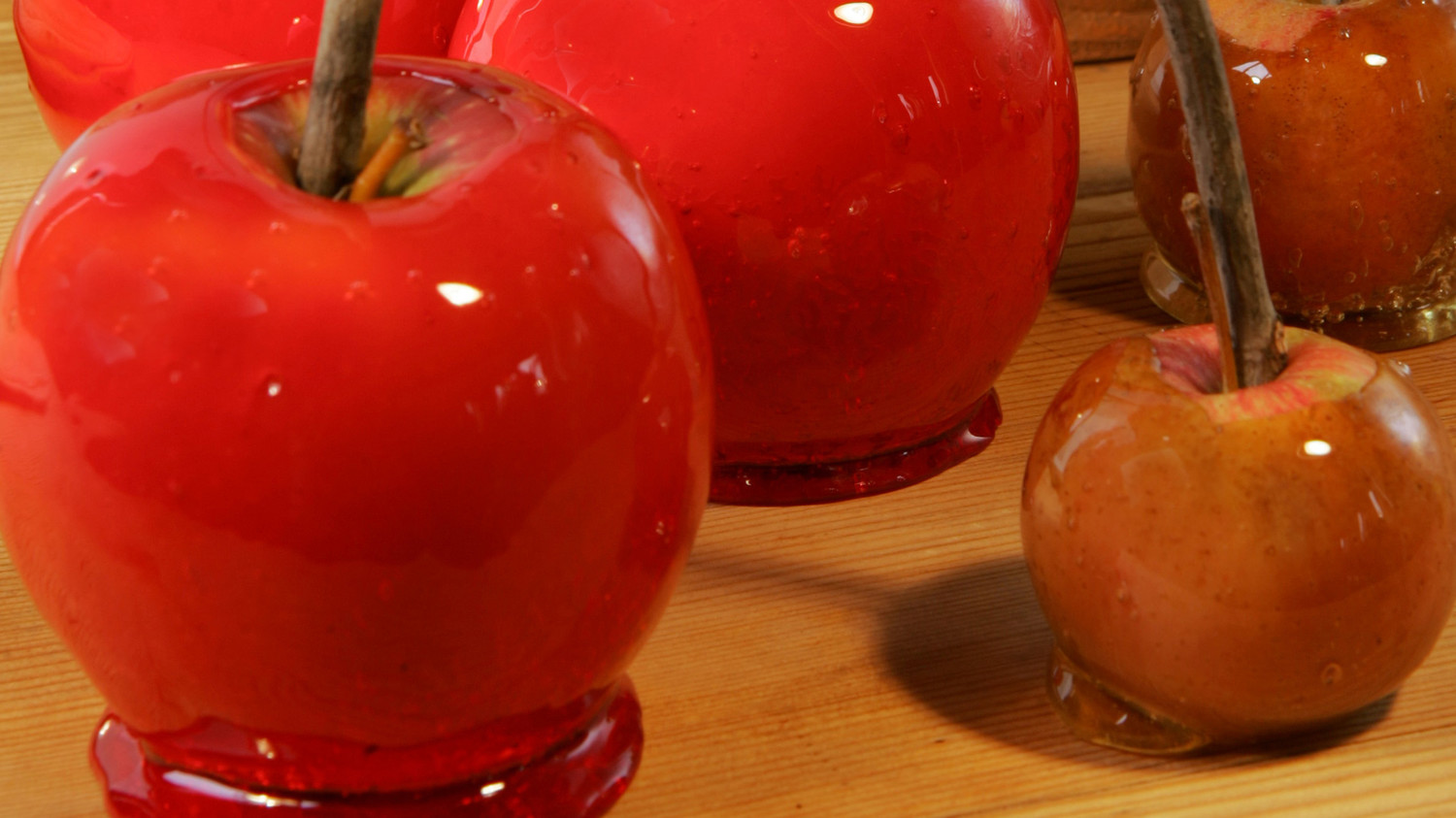 Candy Apples Recipe & Video Martha Stewart