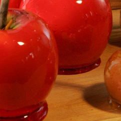 Kitchen Decor Styles Compost Pail For Candy Apples Recipe & Video | Martha Stewart
