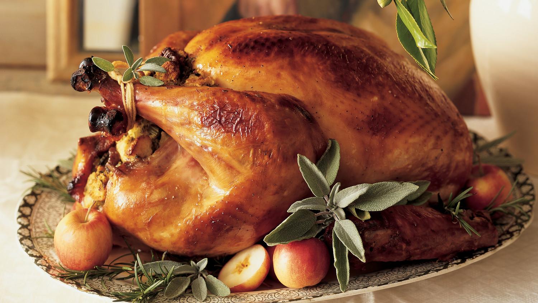 Perfect Roast Turkey Recipe Dishmaps