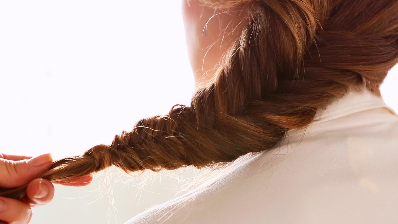 Video Hair Braiding Twisted Fishtail  Martha Stewart