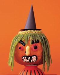 Halloween Witch Decorations | Martha Stewart
