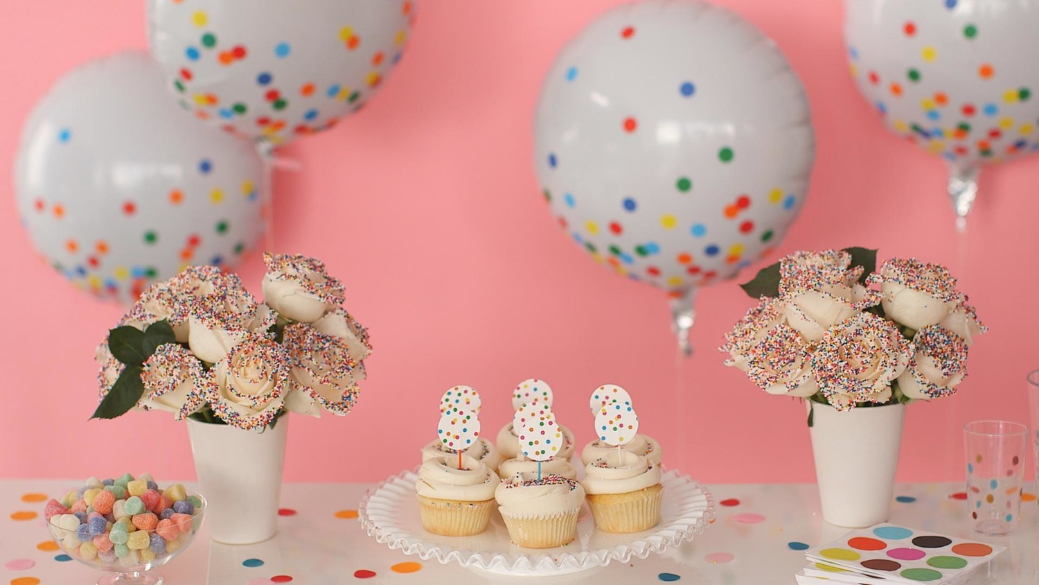 How to Throw the Sweetest Baby Sprinkle Party