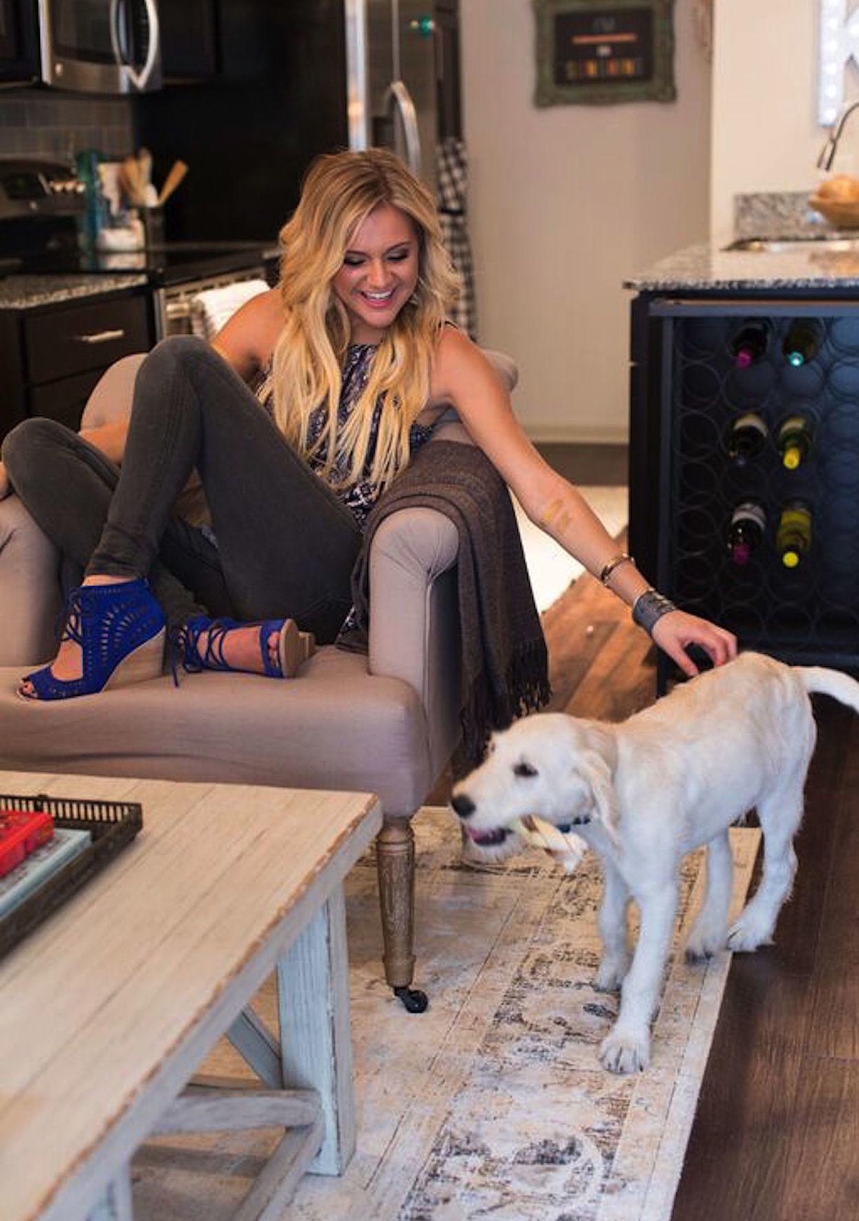 Tour PopCountry Star Kelsea Ballerinis Nashville Home  Martha Stewart