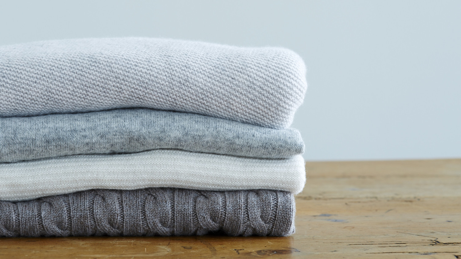 How To Keep Your Cashmere And Wool Clothing Sweater