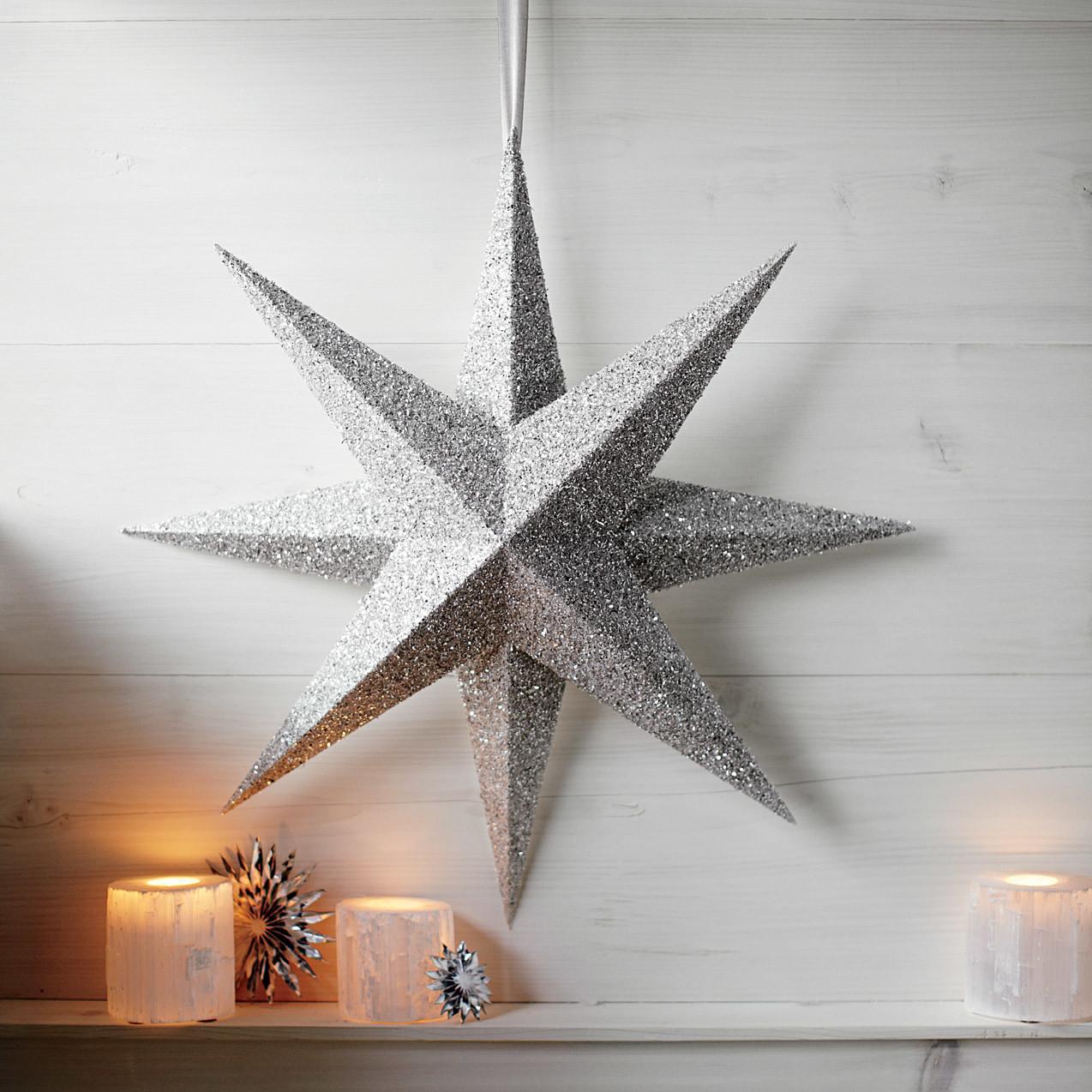 Christmas Star Decorations  Martha Stewart