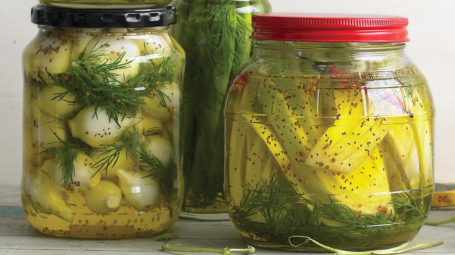 Fast Homemade Pickles