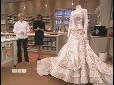 Video The Trumps Wedding Day Martha Stewart