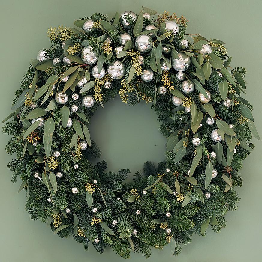 Christmas Checklist Decorating the Mantel  Martha Stewart