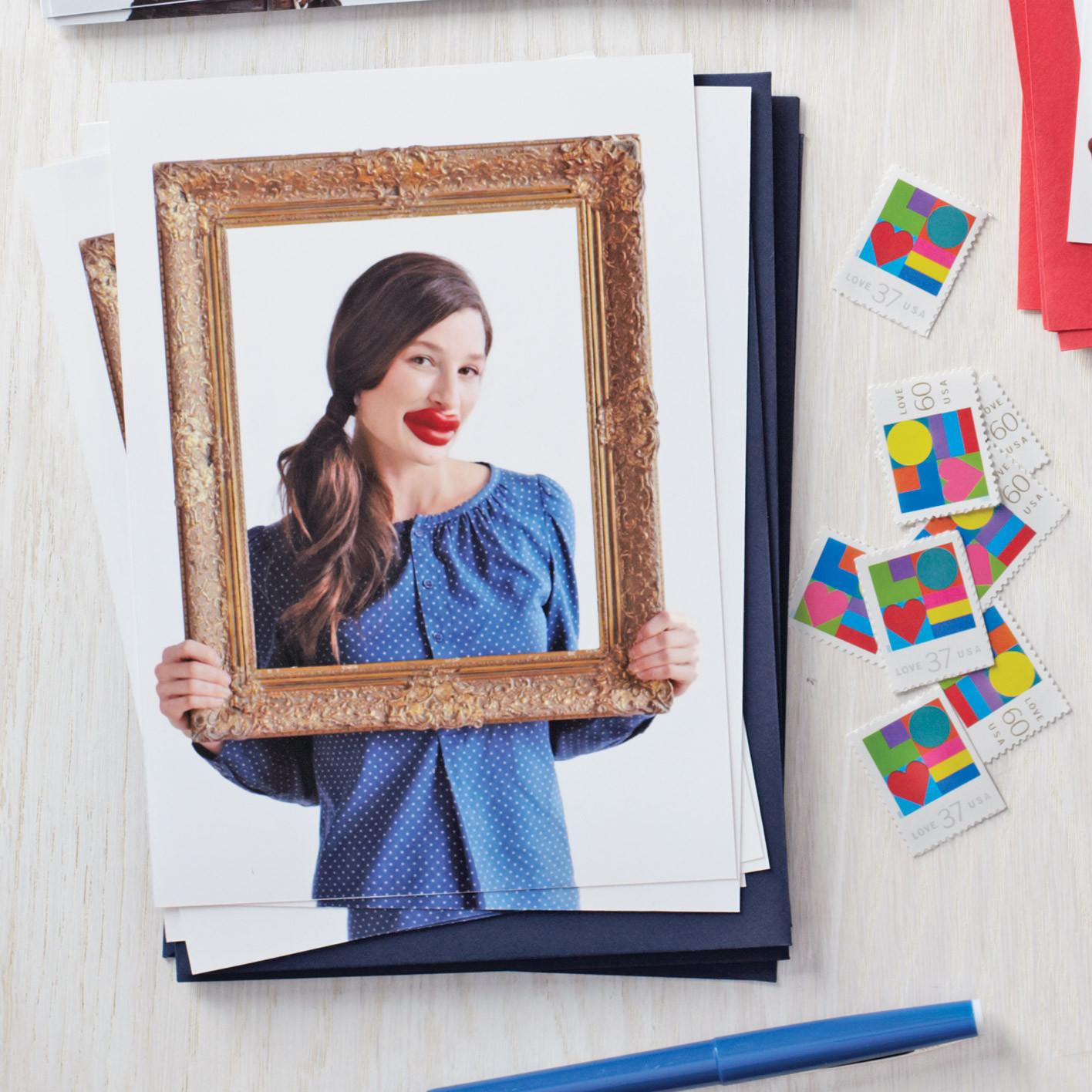 Fun Ideas For Photo Cards Martha Stewart