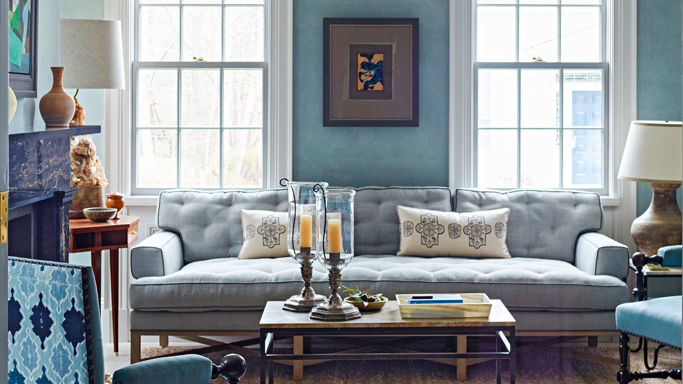 How to Arrange a Living Room  Martha Stewart