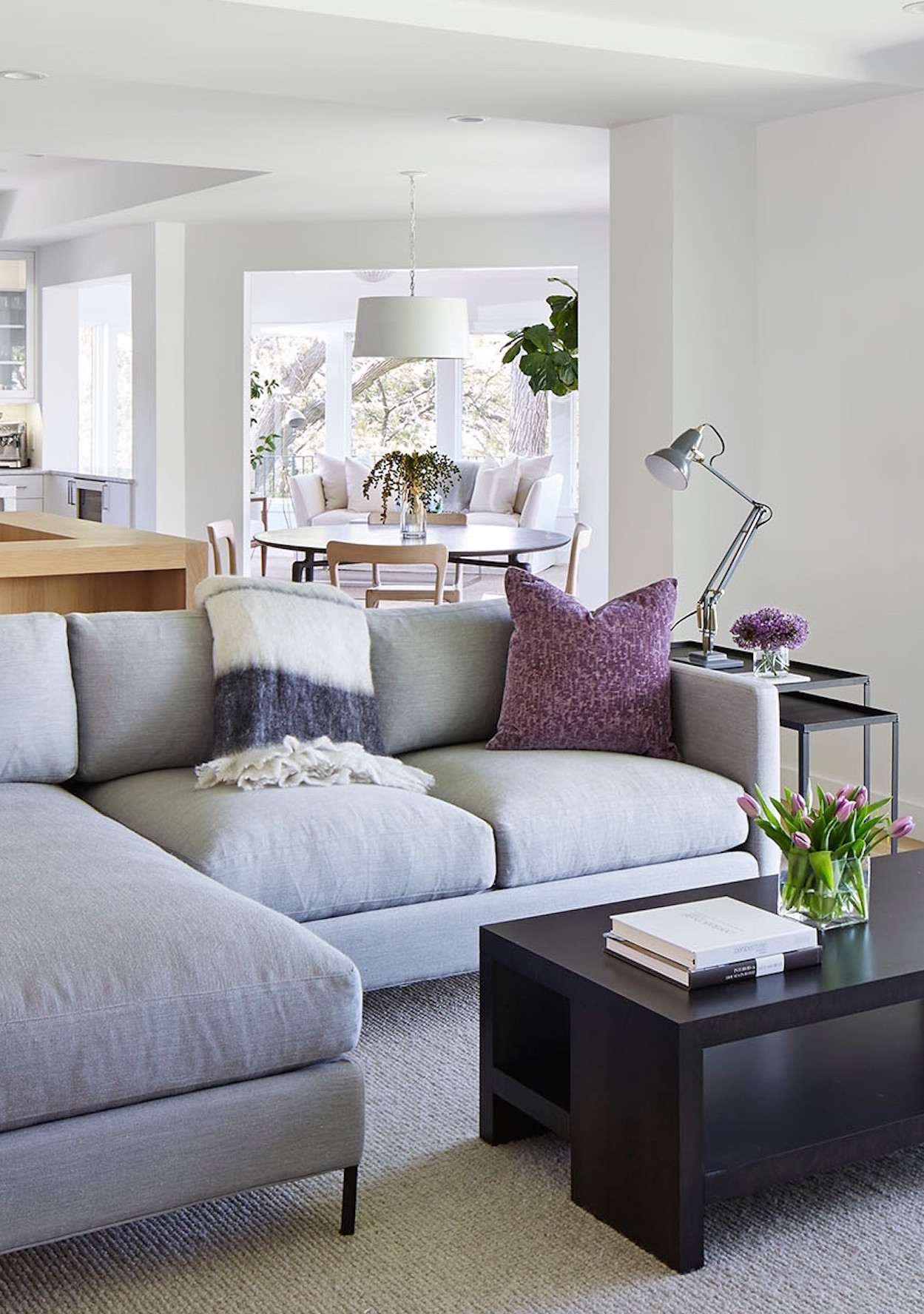 living room decorating brown leather sectional design 10 rules to keep in mind when a martha stewart