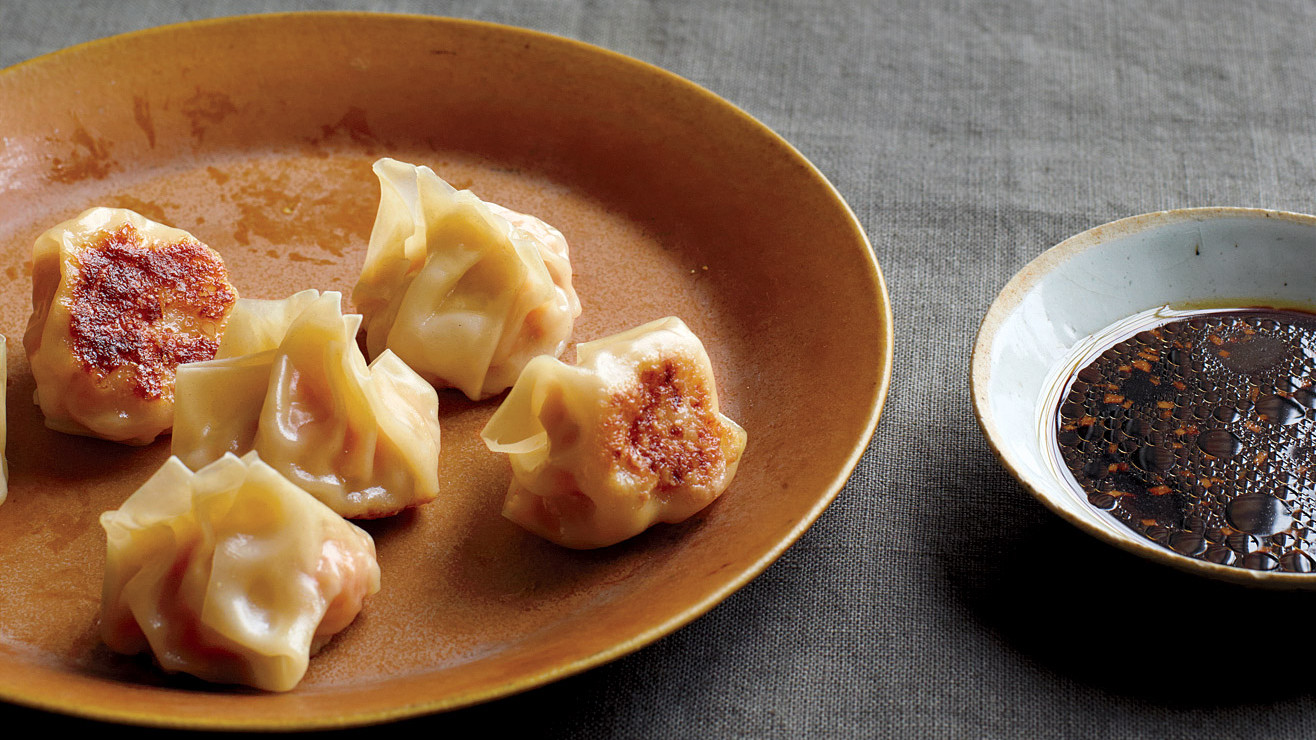 RedCurry Shrimp Dumplings Recipe  Video  Martha Stewart