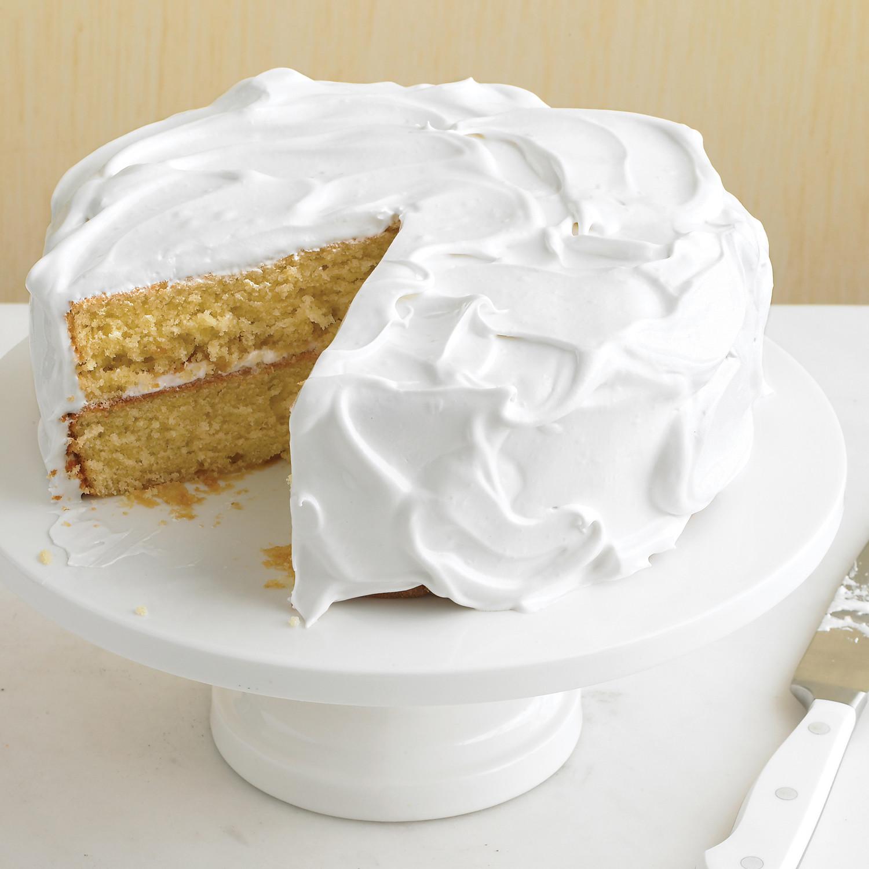 Versatile Vanilla Cake