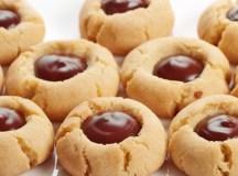 Chocolate Thumbprints Recipe | Martha Stewart