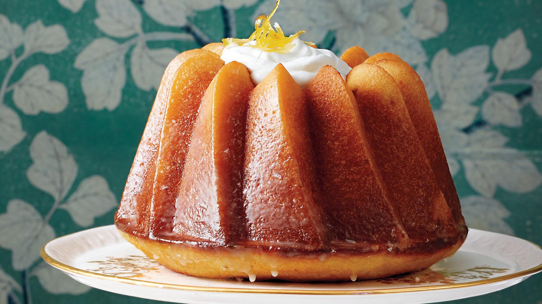 Quick Apple Cake Dessert