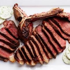 Summer Kitchen Ideas Contemporary Chairs Seared Porterhouse Steak