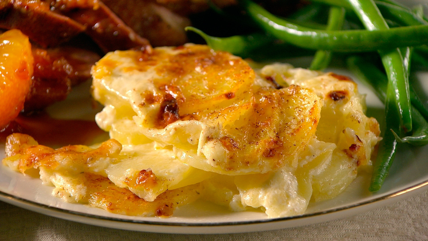 Potatoes Dauphinoise Recipe  Martha Stewart