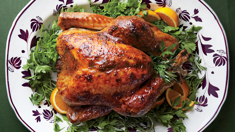 Martha Stewart Turkey Recipe