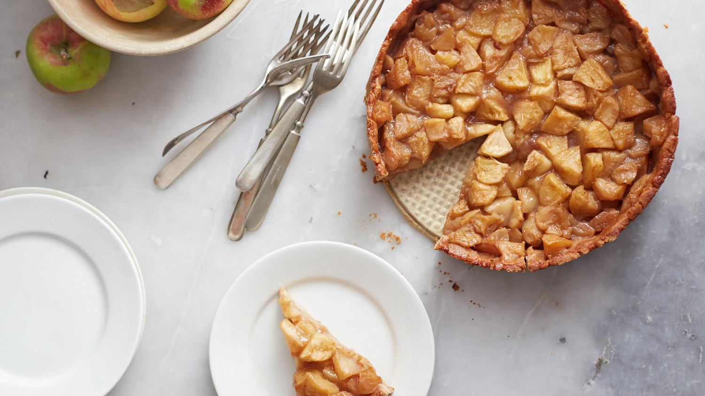 Martha Stewart Apple Pie