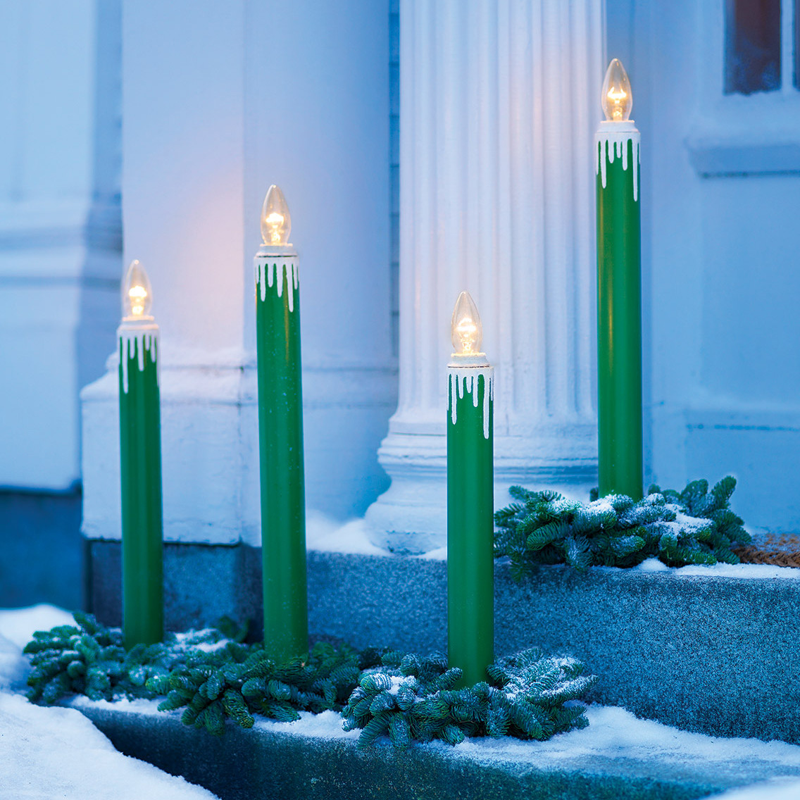 Outdoor Candle Lamps Martha Stewart