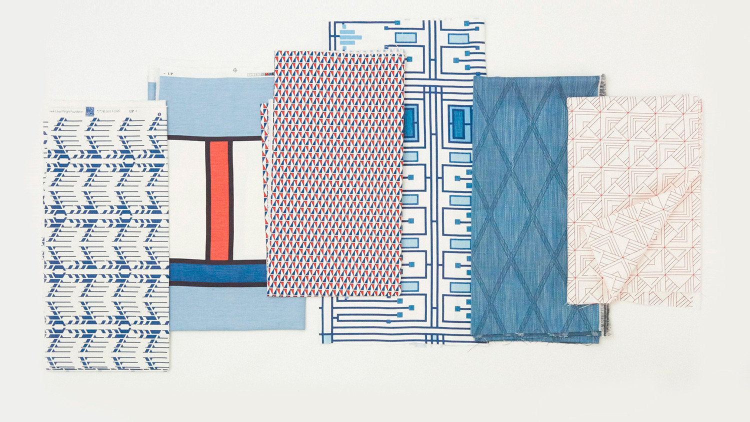Frank Lloyd Wrights Original Fabric Designs from the 50s