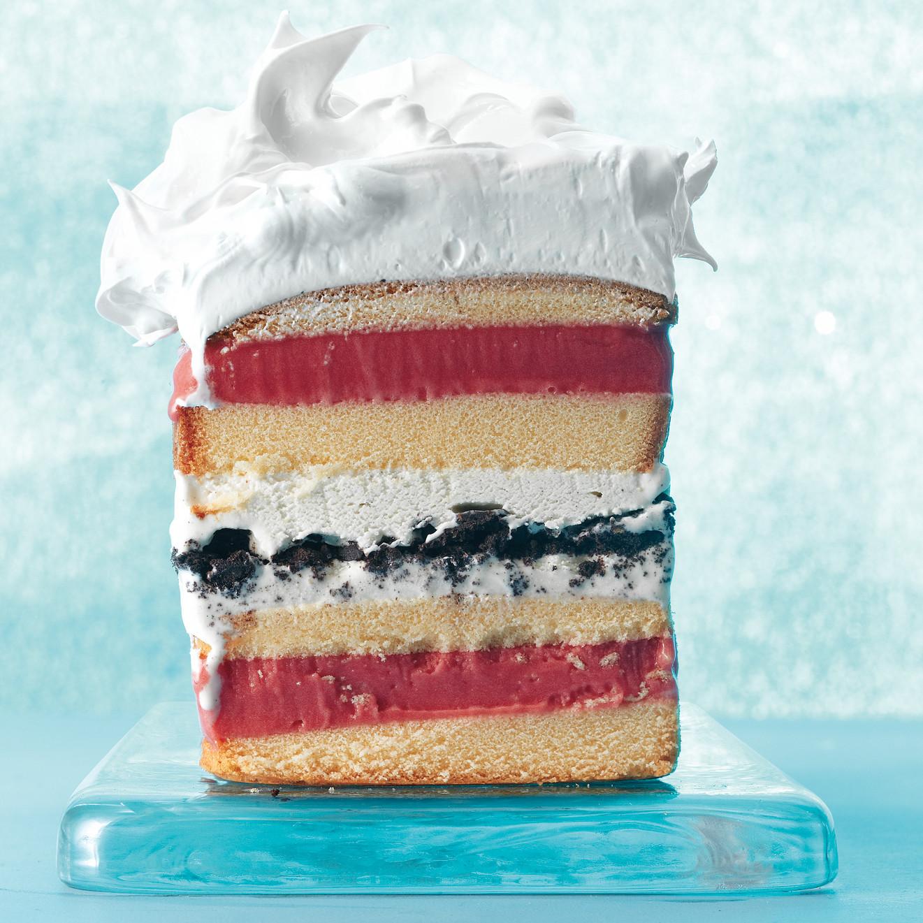7-layer Ice Cream Cake Recipe Martha Stewart