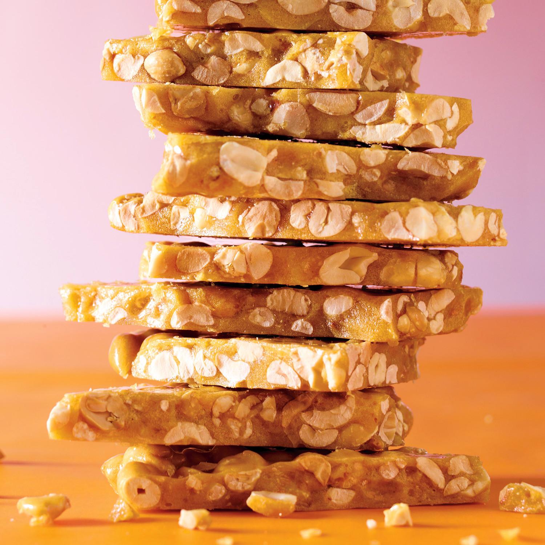 Classic Peanut Brittle Recipe Martha Stewart