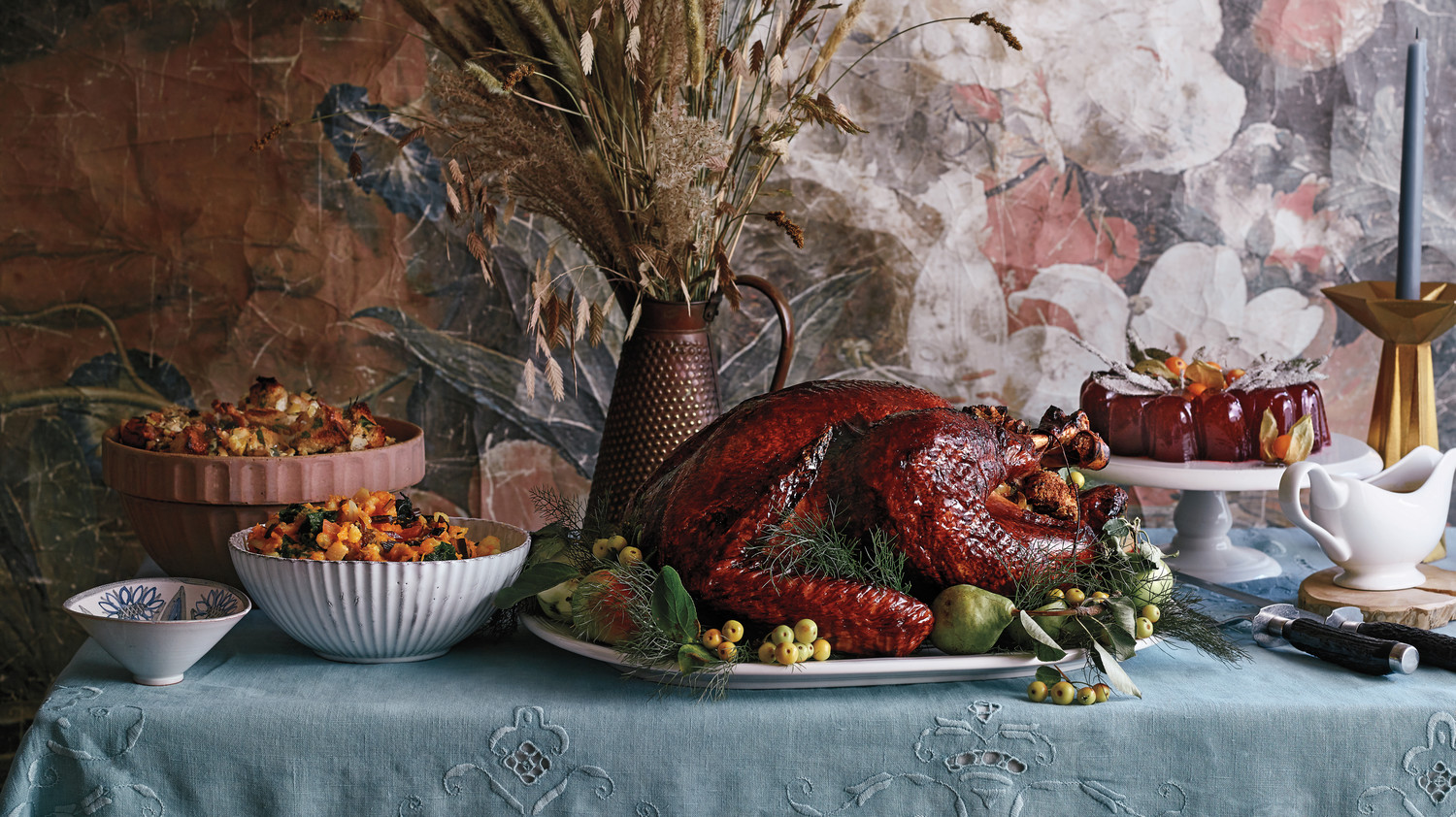 Thanksgiving  Martha Stewart