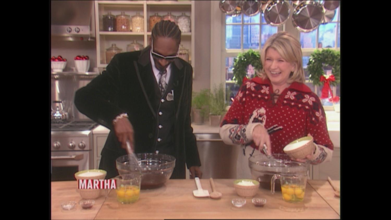 kitchen bath design sauder pantry video: baking brownies with snoop dogg | martha stewart