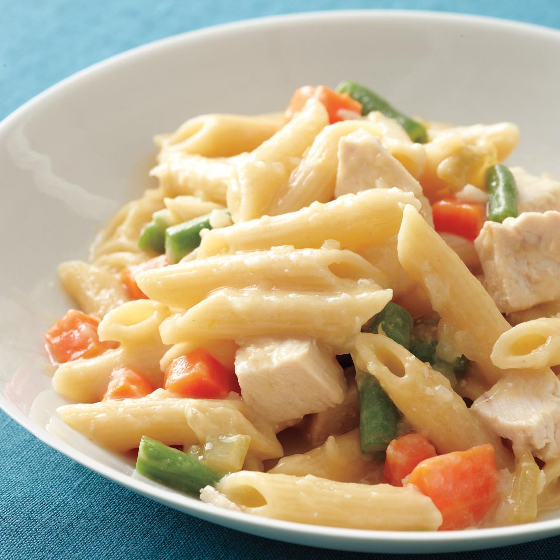 ChickenPotpie Pasta Recipe  Martha Stewart