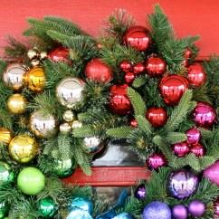 Summer Kitchen Ideas Menu Chalkboard 3 Colorful For A Rainbow Christmas | Martha Stewart