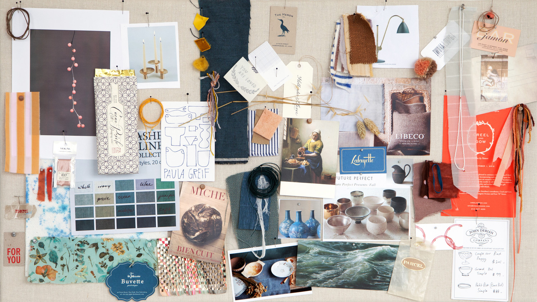 living room decorations pinterest decorating ideas cream walls editors' inspiration boards   martha stewart