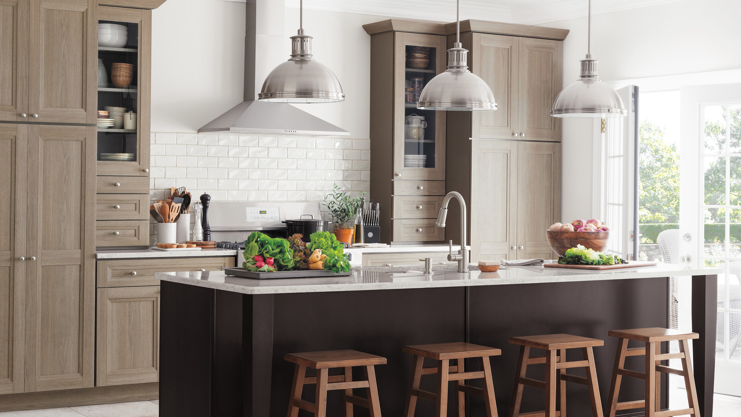 Video Martha Stewart Shares Her Kitchen Design